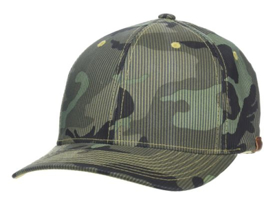 Sedex Audit 100% Polyester Blank Camouflage Army Camo Fitted Hat