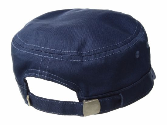 Plain Canvas Adjustable Types of Military Caps Cap and Hat