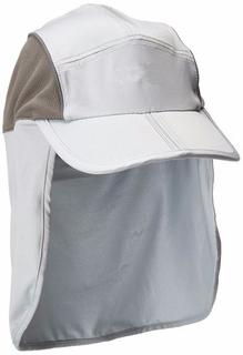 Custom Breathable Mesh Panels Sun Protection Fishing Adjustable Outdoor Cap