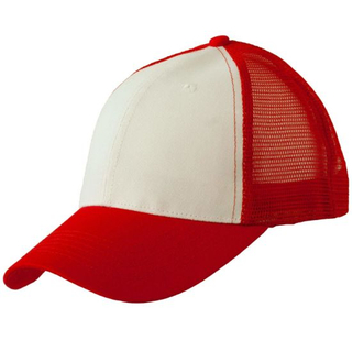 Sedex Audit Adjustable Blank Mesh Truck Cap with Polyester Cotton